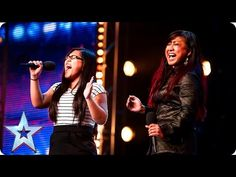 Zyrah Rose are on fire but why is Simon feeling cold? | Auditions Week 7 | Britain's Got Talent 2016 - YouTube