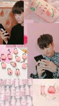 Kim Jinhwan, Chanwoo Ikon, Hanbin, Aesthetic Lockscreens, Ikon Wallpaper, Sungjae, Kpop, Frame, Backgrounds