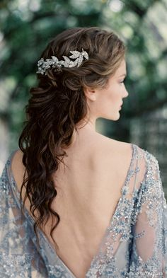 enchanted atelier liv hart fall 2016 bridal accessories annalise vine photo