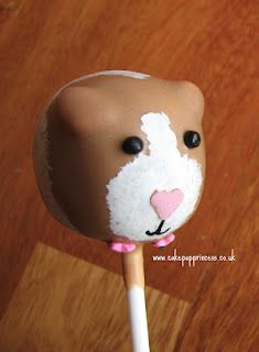 Guinea Pig cake pops, it would be so cute if someone could make this for Zoe Sugg. You could give it to her at Vidcon. Cute Guinea Pigs, Guinea Pig Care, Cake Pops, Bebe Shower, Pig Cookies, Pig Crafts, Minions, Pig Birthday, 13th Birthday
