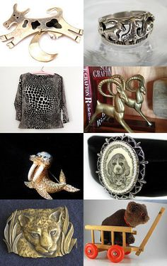 When a Cow Jumped over the Moon #VINTAGE #VogueTeam #jewelry #fashion