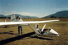 Ultralight Sailplane Gliders Aircraft