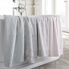 Shop designer towels at Horchow. Browse our selection of designer beach towels, bath towels & sheets, hand towels, and more. Bath Linens, Bath Rugs, Designer Beach Towels, Monogram Towels, Egyptian Cotton Towels, Luxury Towels, Beds For Sale, Fine Linens, Bed & Bath