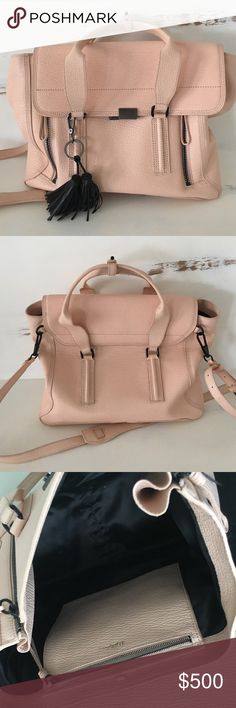 3.1 Phillip Lim pashli bag Excellent condition. Used a handful of times. Large size. Authentic🚫 No trades. All sales final. 3.1 Phillip Lim Bags Satchels