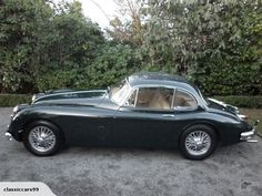 Jaguar XK 150 F.H.C. 1958