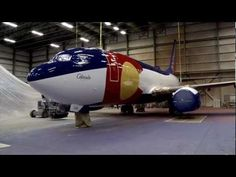 Southwest Airlines: Introducing Our First 737-800 - YouTube