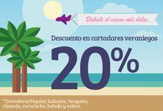 EN AGOSTO GRANDES DESCUENTOS. ¡ENTRA Y DESCÚBRELOS!  Sigue nuestros tutoriales en www.fondant-cupcakes.com Tienda http://tienda.fondant-cupcakes.com