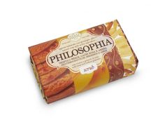 SCRUB Bar Soap PHILOSOPHIA by Nesti Dante 1 bar