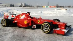 Ferrari launches 2012 Formula One tilt with F2012