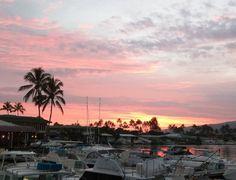 Just another day #hawaii #honolulu #ハワイ #ホノルル #sunsets #sunset #paradise #marina  #boat  #boats #redsky #kokomarina #clouds #cloudporn #cloud #nofilter #nofilterneeded #skyporn #insta_global #instasunset #おつかれさま #iger #igers #igsunset