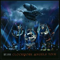 Rush: Clockwork Angels Tour Limited Edition Deluxe Package