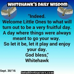 Howdy Little Hawks, Looks like it's going to be a great day, so get out and play.💃💞👌🎉🍭🌈 #abundance #flow #manifestation