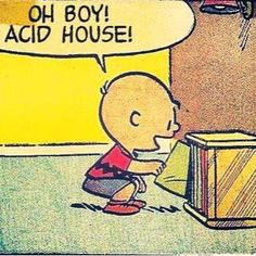 Rave Acid house