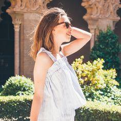 Taller de costura - camisas y camisetas - Looks and DIY Camisole Top, Singer, Couture, Diy, Boho, Tank Tops, Ideas, Women, Fashion