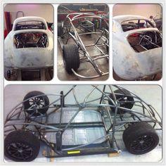 Porsche 356 Outlaw, Porsche 356 Speedster, Porsche 356a, Vw T1, Volkswagen, Homemade Go Kart, Tube Chassis, Metal Shaping, Space Frame