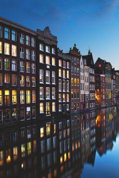 Amsterdam, The Netherlands | Nat Tim