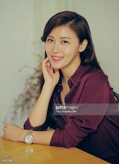 Han Ji Won Tersenyuman
