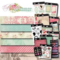 CHA 2011-S Sneak: Glitz Design {Beautiful Dreamer}