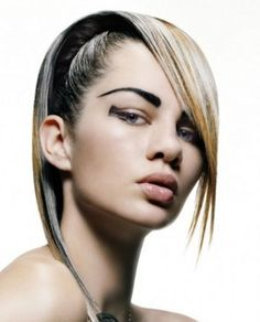 Punk Ponytail Hair Style 2014