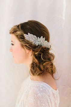 Wedding Inspiration   Unser Shop-Tipp ~ Lo Boheme - Vintage inspirierter Kopfschmuck - Hochzeitsblog I Brautsalat