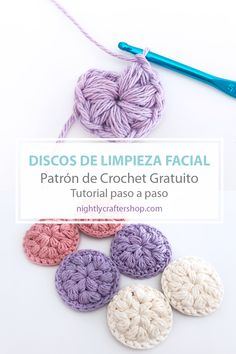 Crochet Box Stitch, Crochet Diy, Crochet Faces, Crochet Needles, Crochet Gifts, Diy Crochet Face Scrubbies, Scrubbies Crochet Pattern, Crochet Dishcloths, Crochet Flower Tutorial