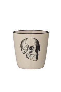 Day Home Kopp Skull Cup