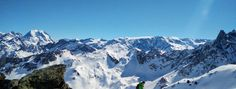 The perfect holiday. Can't describe it any better than that. French Alps, Small Towns, Mount Everest, Skiing, Sunshine, Mountains, World, Holiday, Travel