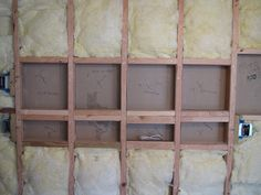 recessed shelving (how-to)