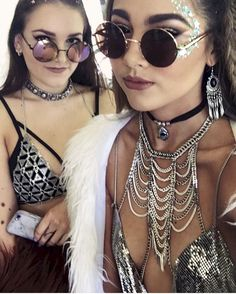 Women's hard summer festival style inspirations no 03