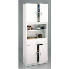 Tall Cabinet Storage, Locker Storage, Bathroom Medicine Cabinet, Furniture Decor, Storage Ideas, Ideas Para, Kitchen Ideas, Home Decor, Kitchen Small