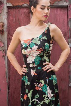 Vintage Sundress Womens Summer Dress Floral by SassySisterVintage