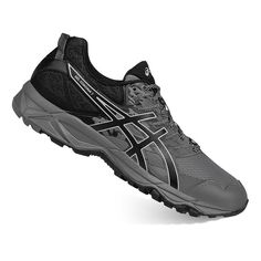 ASICS GEL-Sonoma 3 Men's Trail Running Shoes, Size: 8.5, Grey Other