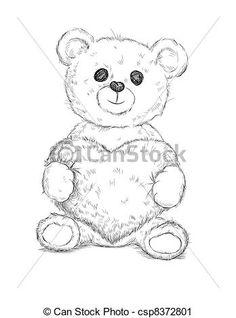 Akarsz tudni rajzolni?!Akkor segítek megtanulni;) - ♥hogyan rajzolj macit♥