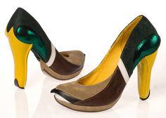 Inking Idaho: Wild Shoes!