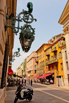NIZA, FRANCIA ||| MAR MEDITERRANEO - COTE D'AZUR - Nice ~ Provence ,France