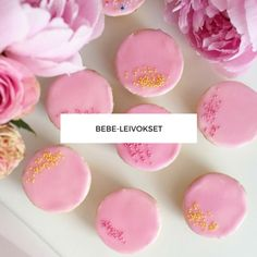 Bebe Finnish Recipes, Oreo, Goodies, Food And Drink, Tasty, Breakfast, Desserts, Swallow, Motivational