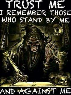 Grim Reaper/Angel of Death