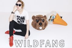 "check out wildfang's ""evan rachel WOULD"""