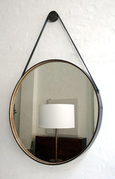 Make a Captain's Mirror with Tutorial.  AND 45 BEST Weekend Lifestyle DIY Tutorials EVER. DECOR, FURNITURE, JEWELRY, FOOD, WHIMSEY, PARTY from MrsPollyRogers.com