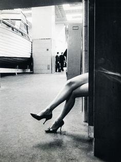 New York Colliseum . 1952.