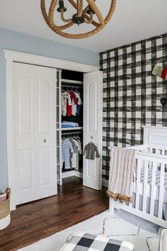 Baby Boy Nursery Rev