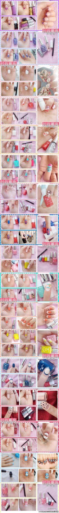 17 beautiful nail