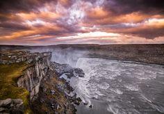 Dettifoss Waterfall by Adam Monk on 500px