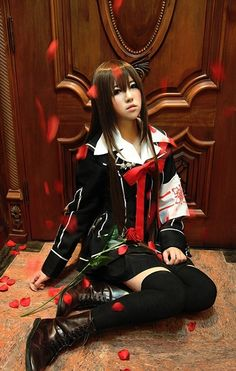 Wow. This is the best Yuki Kuran cosplay I've ever seen, Well done Wanxiaoxuan~!
