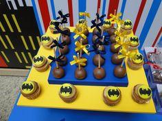 Baby Guide Festa Infantil: Festa Super Heróis para Meninos Lego Batman Party, Batman Birthday, Birthday Table, Birthday Candles, Birthday Parties, Batman 2019, Party Themes, Party Ideas, Food And Drink