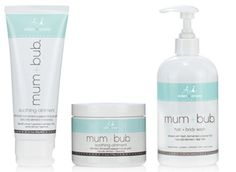 Sweetbottoms Baby Boutique Free Featured Natural Baby Product: aden + anais mum + bub natural skin care