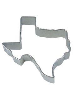 RandM Texas State 3.5 Cookie Cutter in Durable, Economical, Tinplated Steel -- Instant Savings available here : Baking Accessories