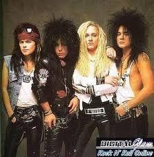 anos 80 - Rock