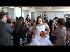 Wedding highlight video at Top of the Town in Arlington, VA.  #TopoftheTown #VideoExpressProductions #WeddingVideo #Wedding