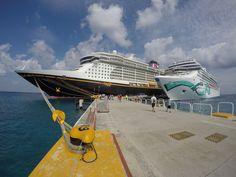 Dicas do que fazer em um pitstop de navio em Cozumel, México